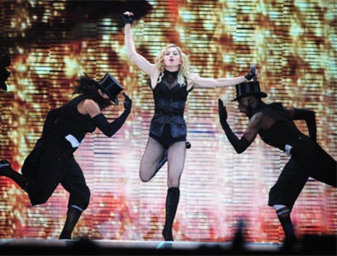 Madonna: Rockt die Show