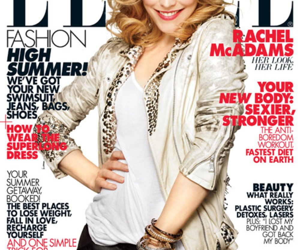 Rachel McAdams: Die Romantikerin!