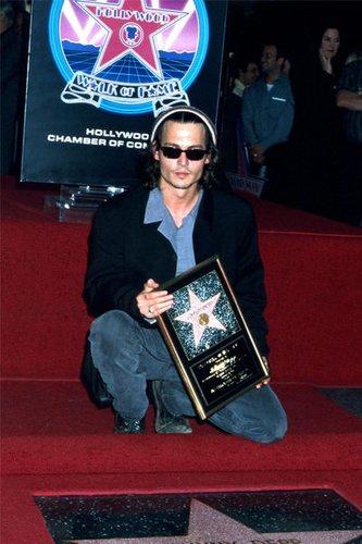 Johnny Depp: Hollywoodstar