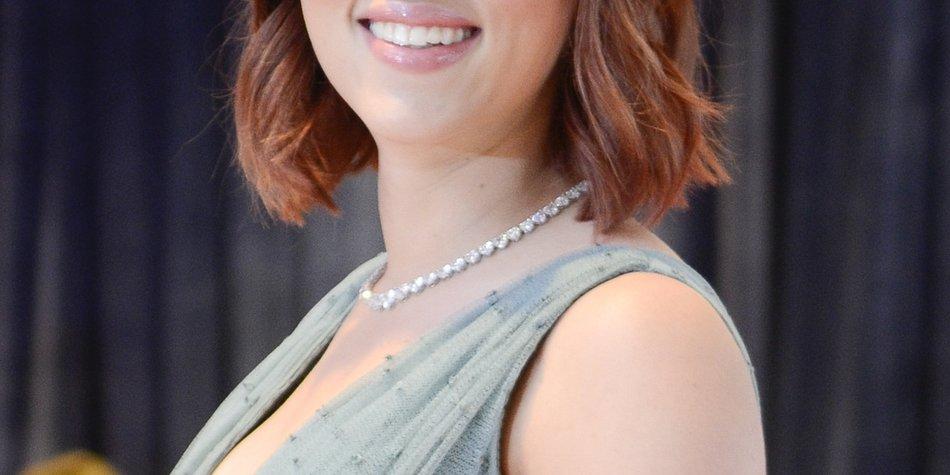 Scarlett Johansson: Der neue Rotschopf