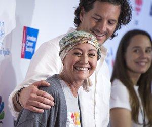 Shannen Doherty auf der Veranstaltung Stand Up To Cancer (SU2C)