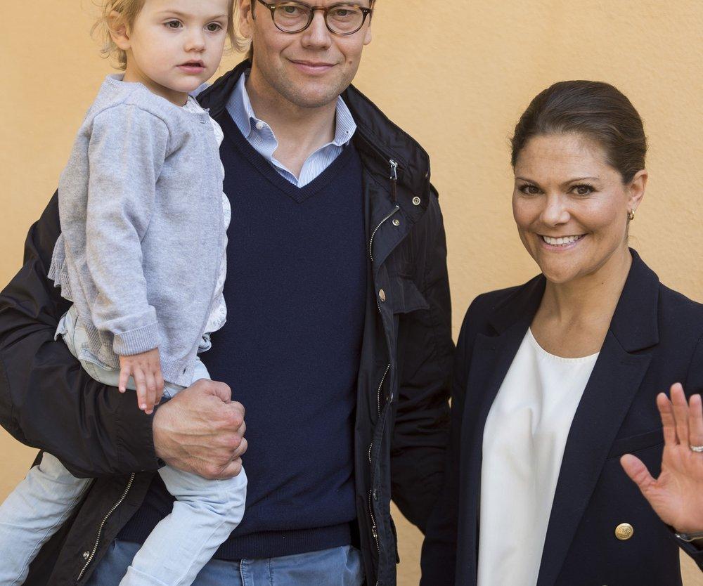 Victoria von Schweden sendet Adventsgrüße