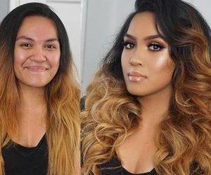 make-up veränderungen
