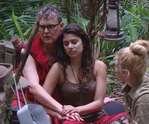 Dschungelcamp: Rolfe rührt zu Tränen