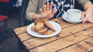 Frühstück ohne Brot