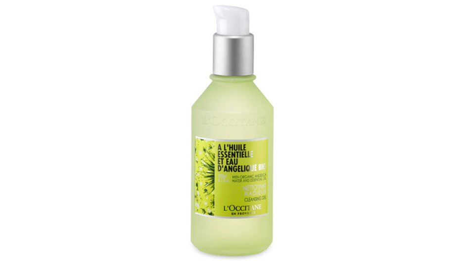 L'Occitane Angelica Cleansing Gel
