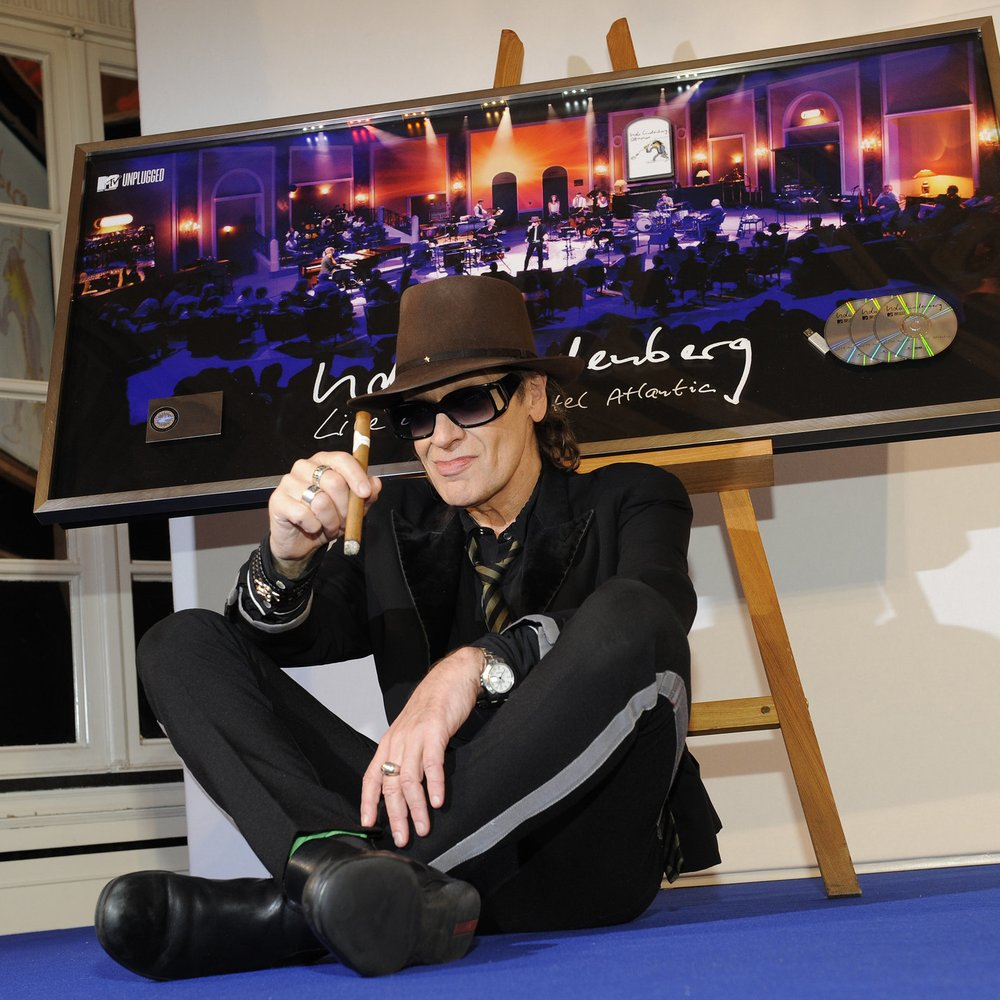 Udo Lindenberg mit Multi-Platin ausgezeichnet