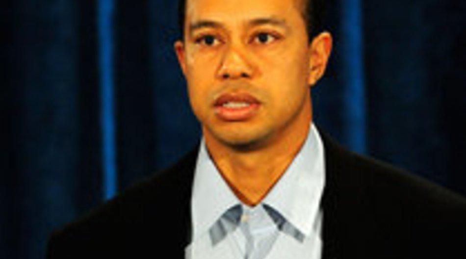 Tiger Woods: Unterstützung von Bill Clinton und Barack Obama