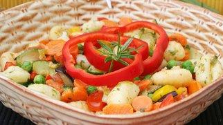 Gemüse-Gnocchi