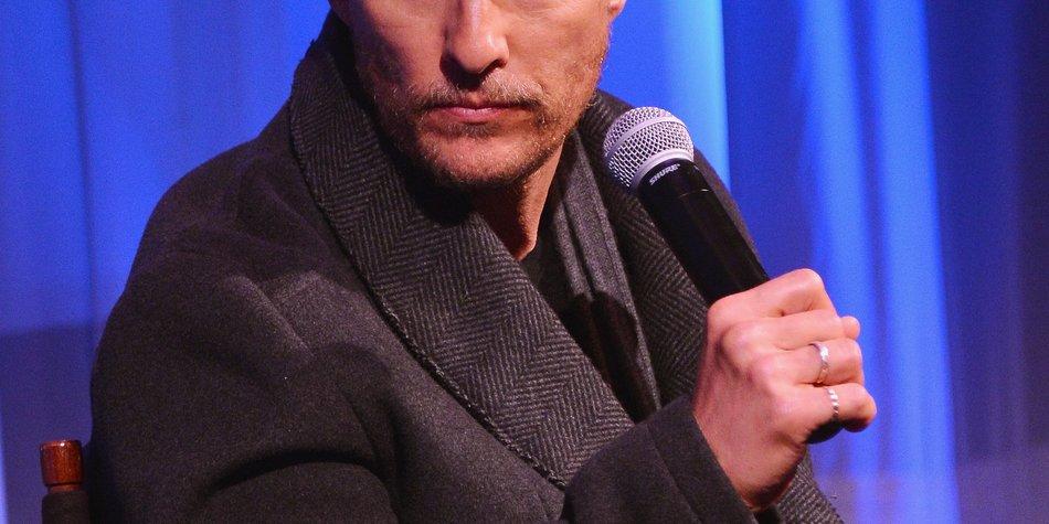 Matthew McConaughey: Macht er sich Feinde?