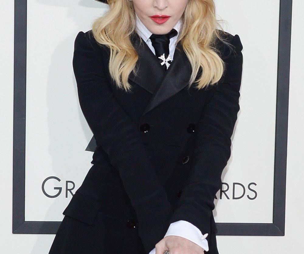 Madonna berauscht von der Arbeit mit DJ Diplo