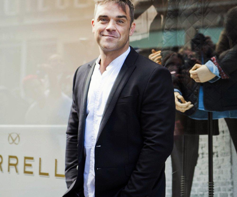 Robbie Williams verspielte Sex mit Kylie Minogue