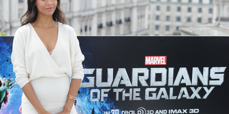 Zoe Saldana ist schwanger