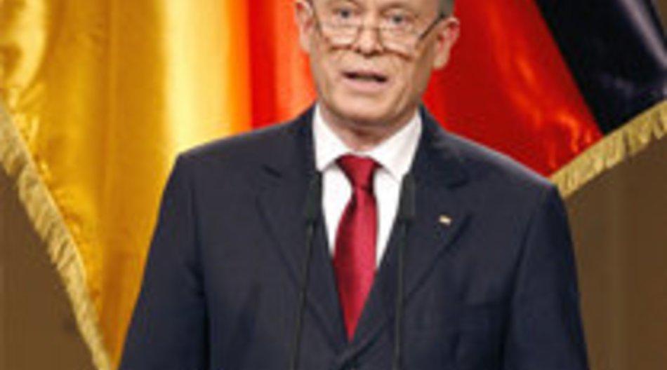 Neuer alter Bundespräsident