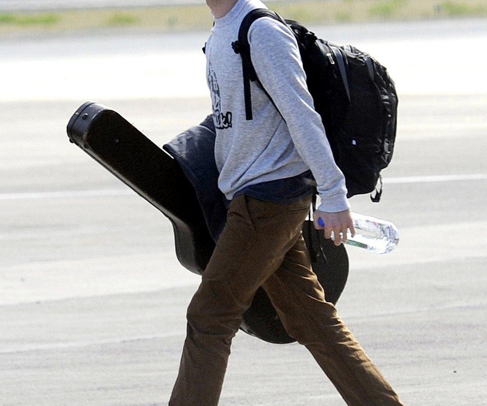 Robert Pattinson erobert Berlin!