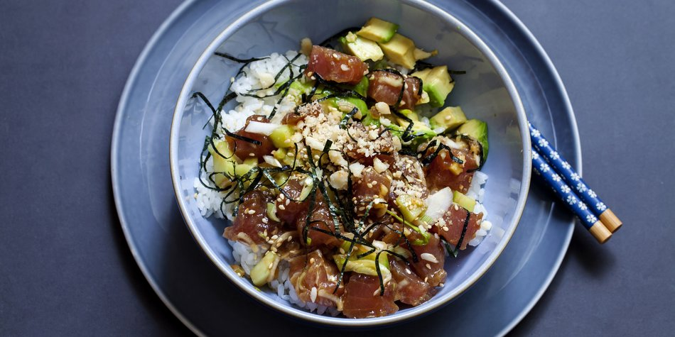 Poke Bowls: Die leckere Sushi-Alternative