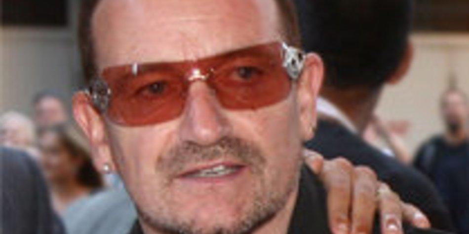 Bono: Wieder Raucher!