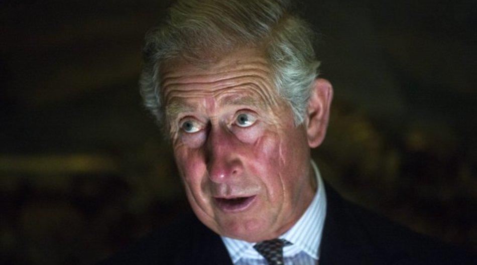 Sein oder Nichtsein - Prinz Charles wollte es wissen.