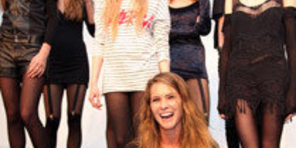 Fashion Week New York - Erin Wasson