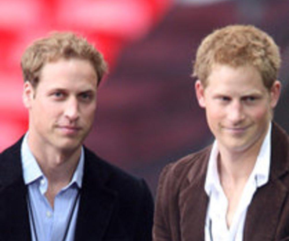 Prinz Harry und William: Royale Bruderliebe