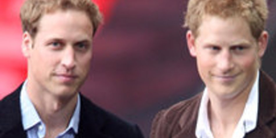Prinz Harry und William: Royale Bruderliebe