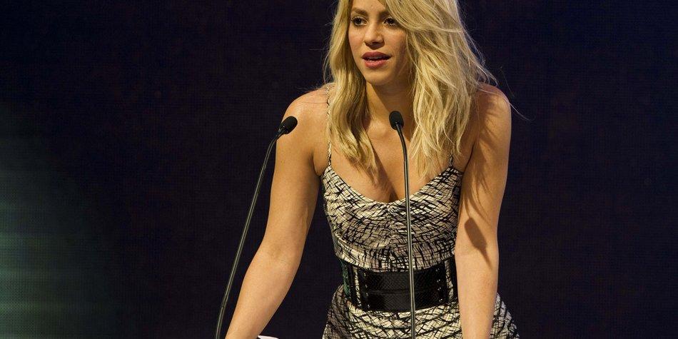 Shakira findet die Mutterrolle anstrengend