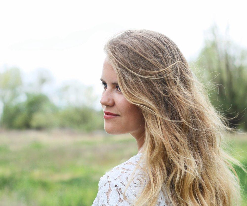 Haare lufttrocknen lassen
