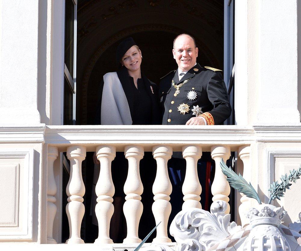 Charlène von Monaco: Fürst Albert ist in Jubelstimmung