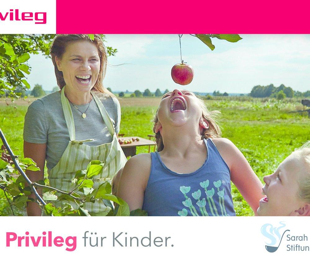 Ein Privileg für Kinder: Gemeinsam Gutes tun