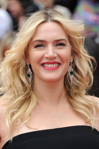 Kate Winslet: Blonde Wellen