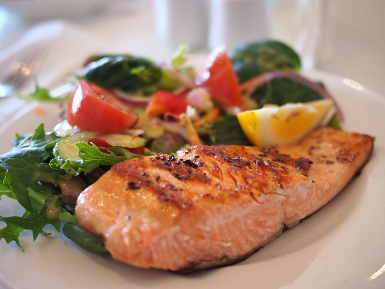 Dash-Diät Mittagessen