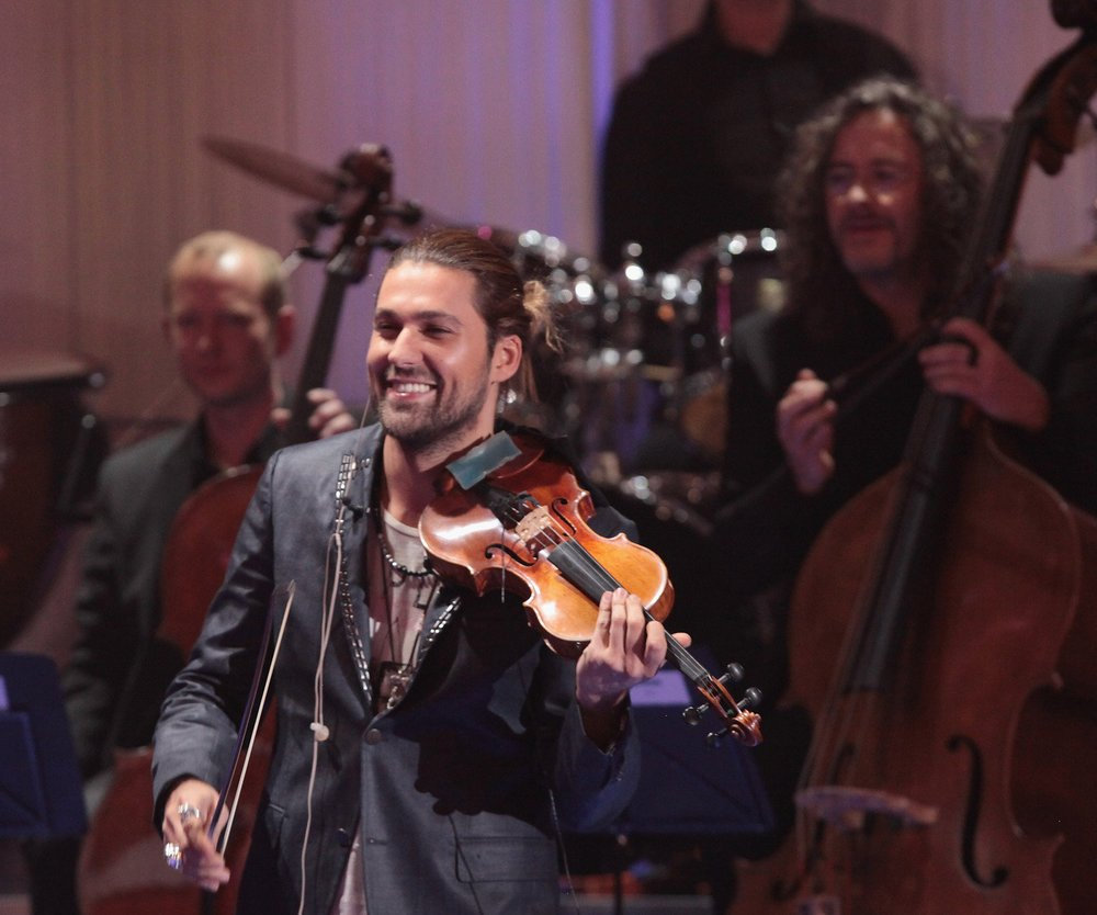 David Garrett liebt Probleme