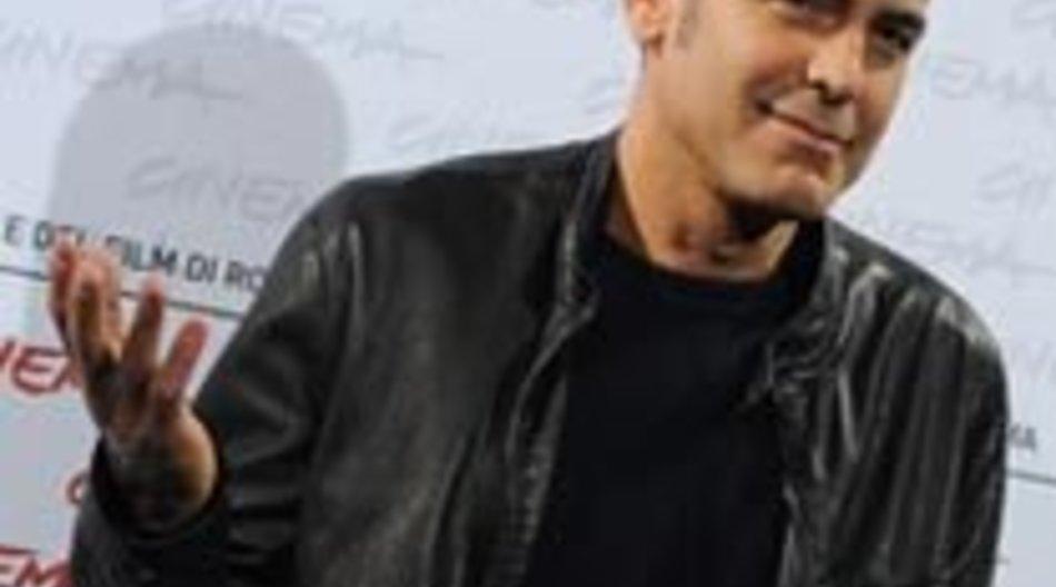 George Clooney: Auch er kennt Liebeskummer