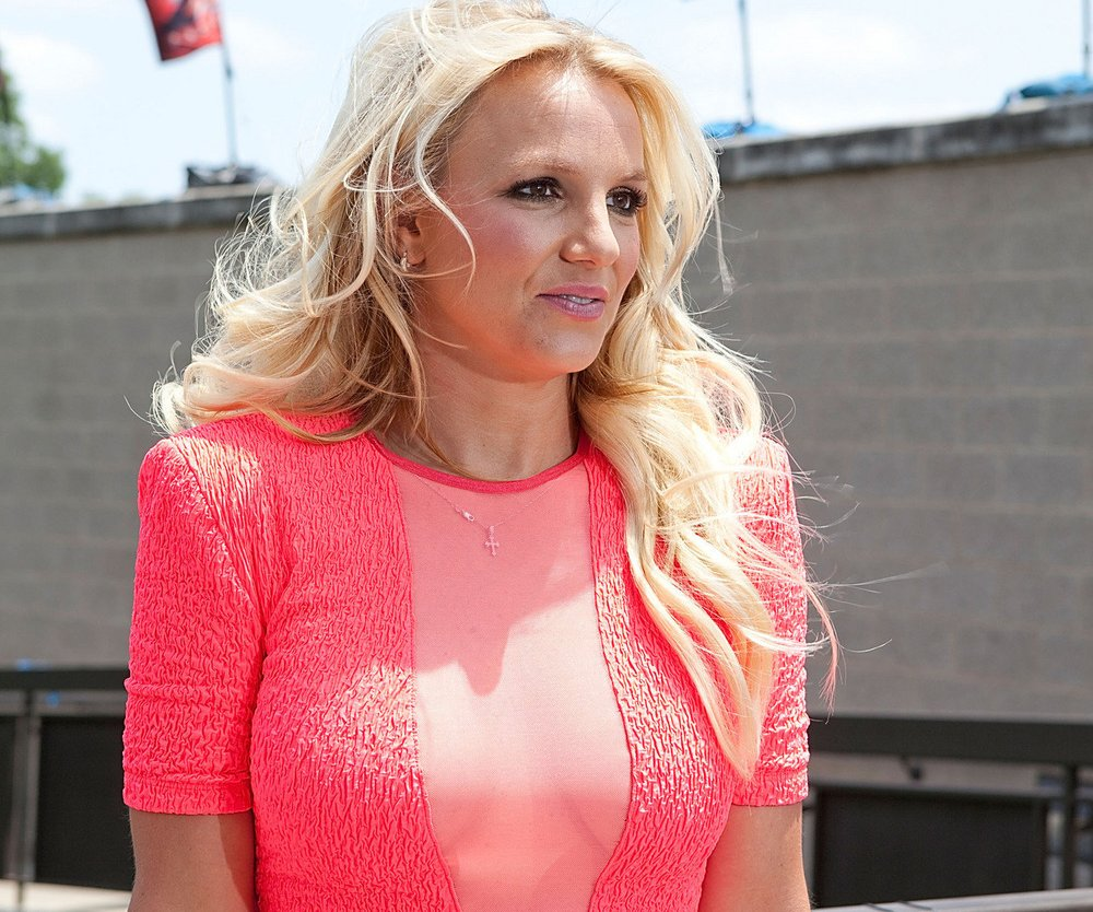 Britney Spears verlässt den Saal bei X-Factor