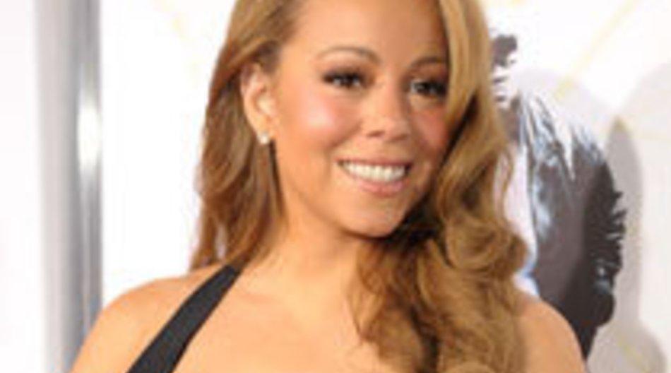 Mariah Carey und ihr Hofstaat