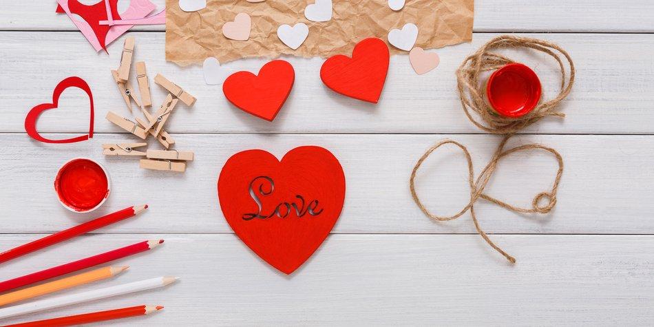 11 Valentinstagsgeschenke Zum Selbermachen. Valentinstag Geschenk Selber  Machen