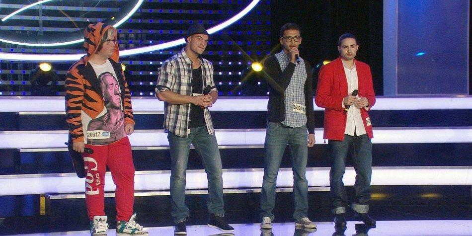 Deutschland sucht den Superstar: Eklat
