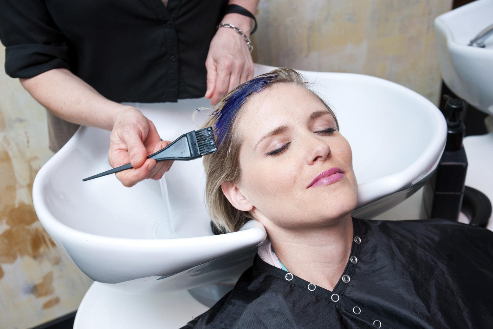 Haare entfarben produkte