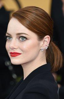 Emma Stone: Classic Ponytail