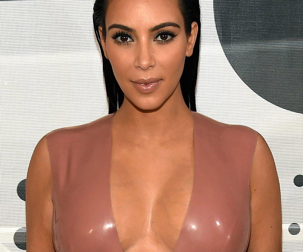 """Kim Kardashian hat """"Schwangerschaftslippen"""""""