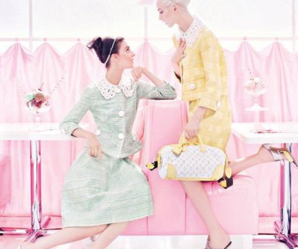 Louis Vuitton macht Lust auf Sommer