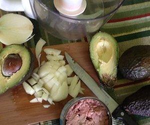 Avocado & Thunfisch Dip