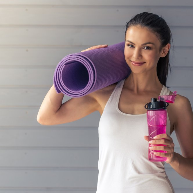 Yoga-Übungen zum Abnehmen