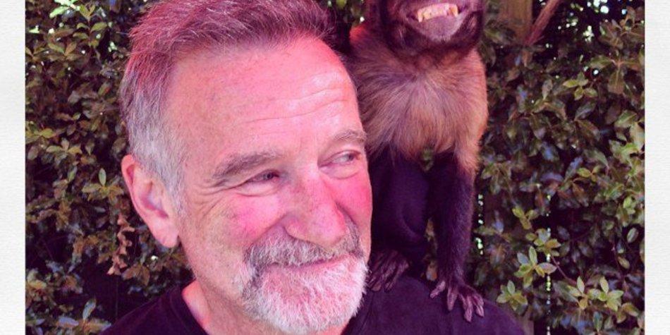 Robin Williams: Gezeichnet von der Depression