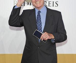 Larry Hagman hat Krebs