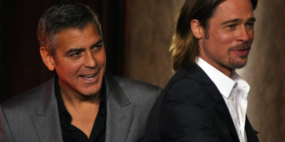 George Clooney plaudert privat