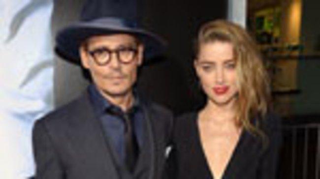 Monatelang schwieg sich Schauspieler Johnny Depp über seine Verlobung mit Amber Heard aus. Bei einer Pressekonferenz zu seinem Film