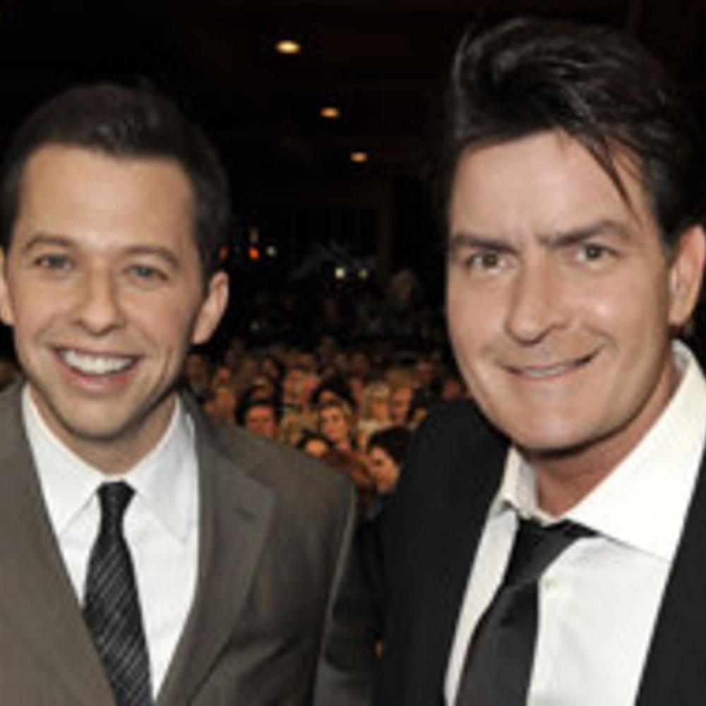 """Charlie Sheen: """"John Cryer steht hinter mir"""""""