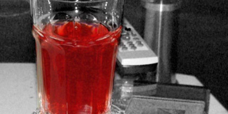 Weinschorle mit XUXU