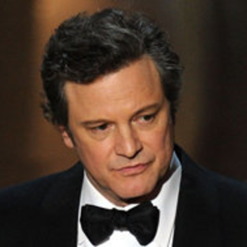 Colin Firth: Mit dem Oscar gekrönt!